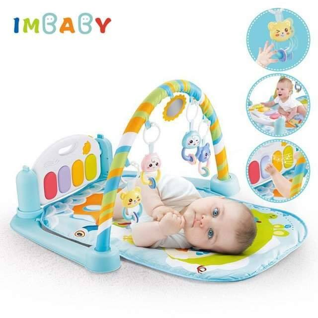 Baby Sleeping Mat With Piano