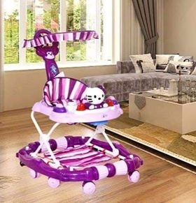 Baby Walker- 3 in 1 + Rocker
