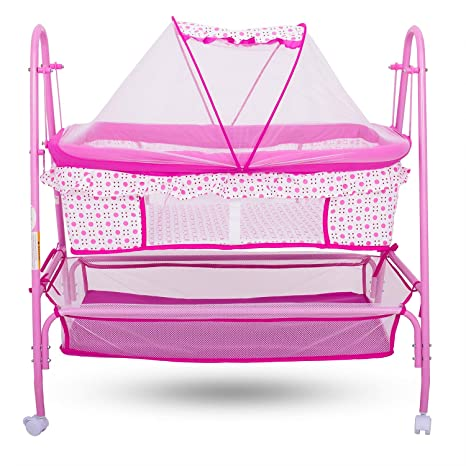 Baby Swinger With Mosquito Net