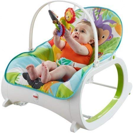 Baby Multifunction Foldable Rocker Chair