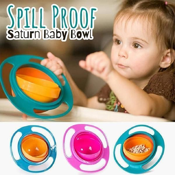 Kid's Spill Proof Bowl