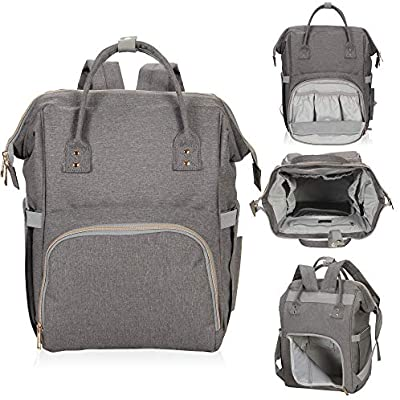 Multipurpose Travel Diaper Bag