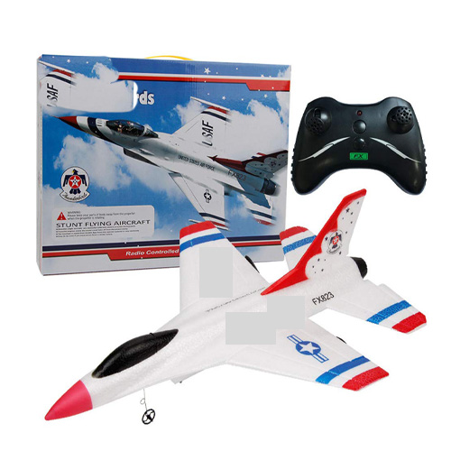 Plane Fighter Jet Toy Remote Control Airplane Built