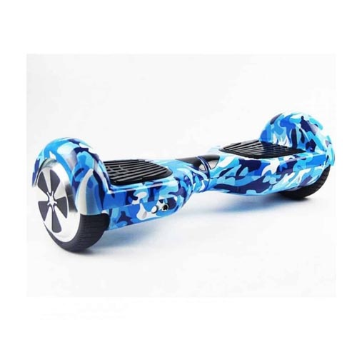 6.5 Two-Wheel Self Balancing Hoverboards - LED Light Wheel Scooter