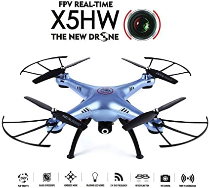 X5HW Drone With Camera