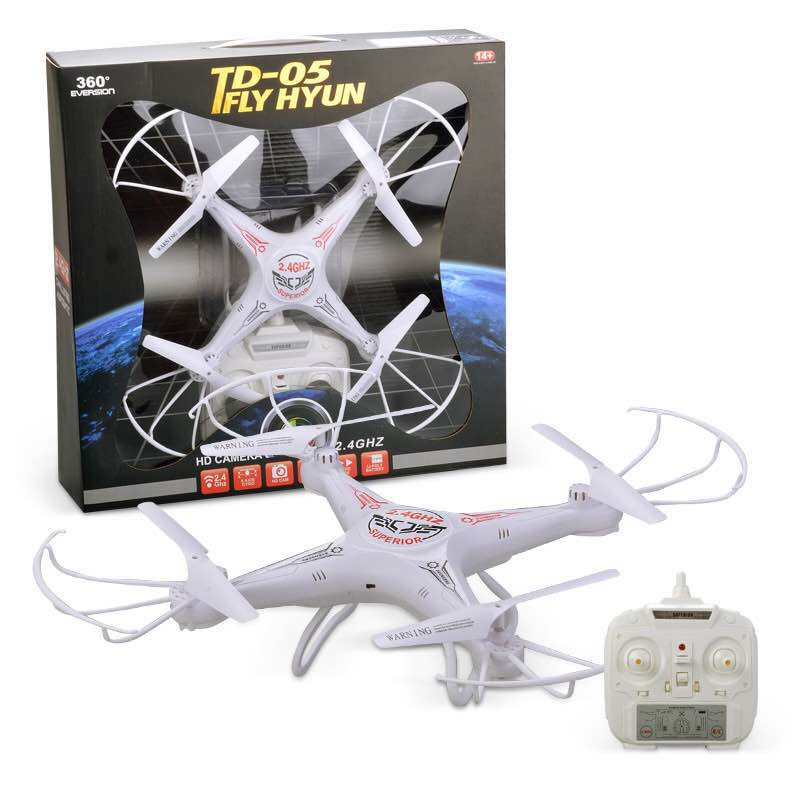 TD05 Drone  With Camera