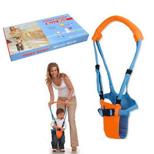 Baby Toddler Kid Harness Bouncer Jumper Learn to Moon Walk Walker