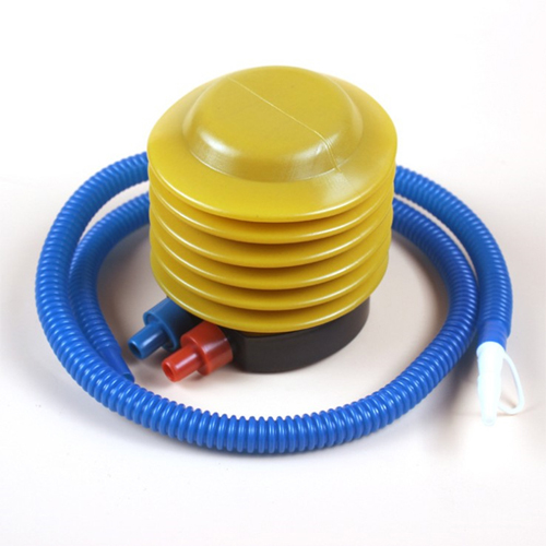 Foot Air Pump Inflator for Balloon Swimming Ring Inflatable Portable