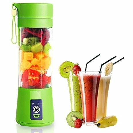 Portable & Rechargeable Battery Juicer Blender