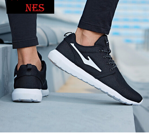 Erke men's shoes sneakers net breathable running