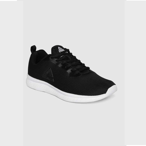 Peak Black Running Shoes For Men
