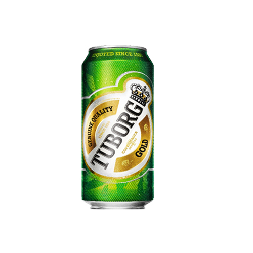 Tuborg Can Beer 500 ml