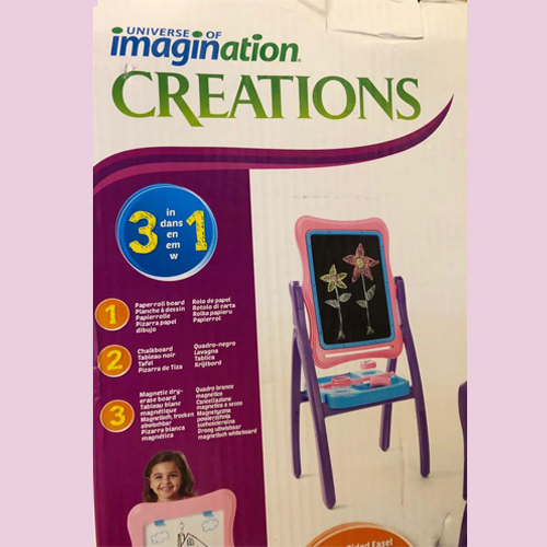 Universe of Imagination Creations 3 in 1