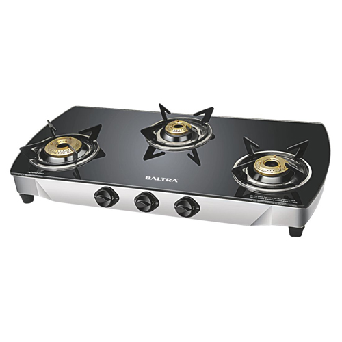 Baltra Crystal 3B  Gas Stove BGS-107