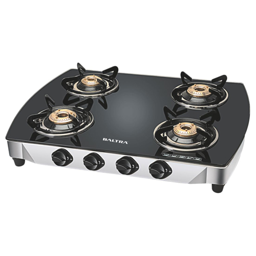 Baltra Crystal 4B  Gas Stove BGS-108