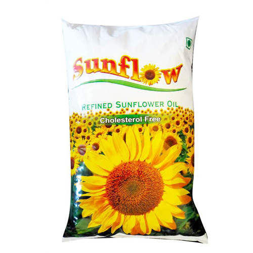 Sunflower  Refind Oil-1 Ltrs
