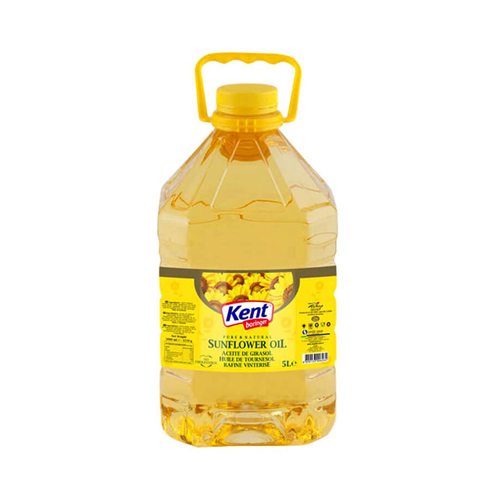 Kent Sunflower Oil-5 Ltrs