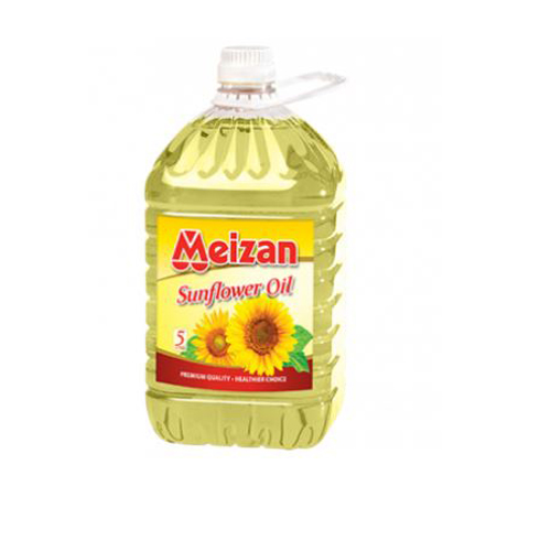 Meizan Sunflower oil Bottle-5ltr