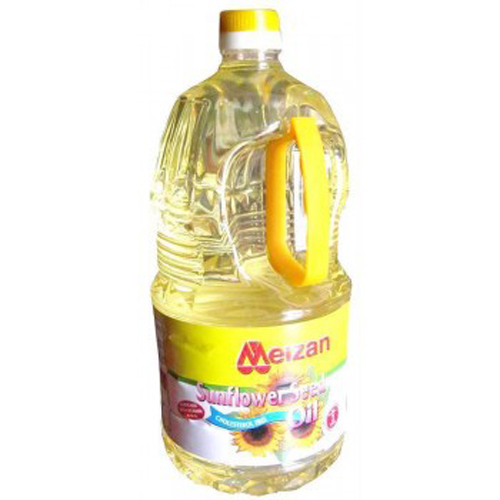 Meizan Sunflower oil Bottle-2ltr