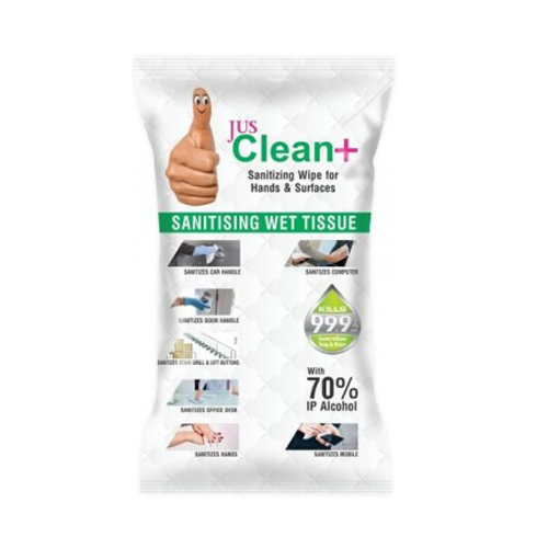Clean Hands & Surface Sanitising Wet