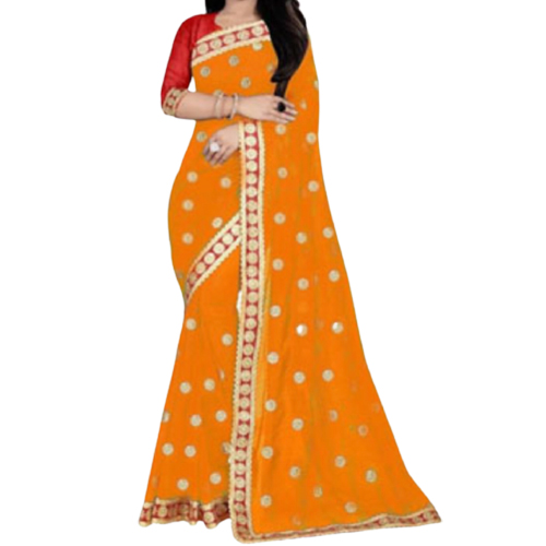 Womens Five Star Saree