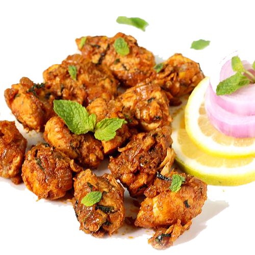 Chicken Lemon Jeera