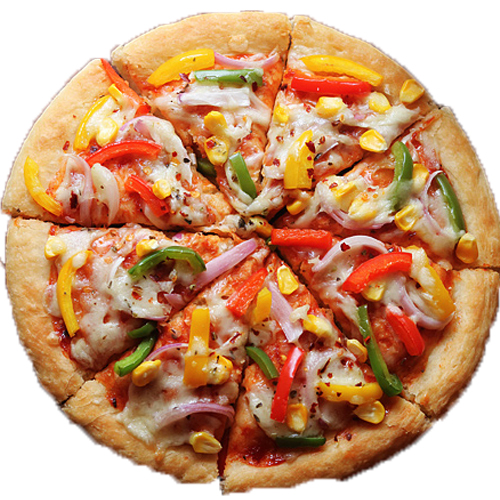 Mixed veg Pizza