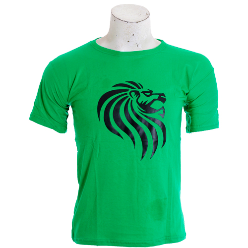 Lion Printed T-Shirt For Men