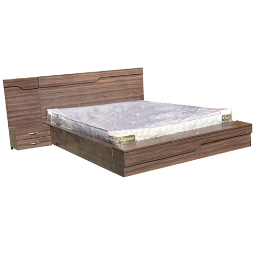King Size Bed Without Storage