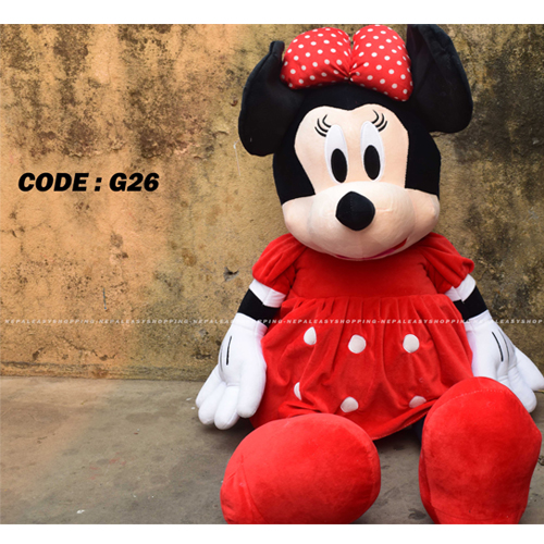 Minnie mouse soft toy teddy gift for girls, boy and babies