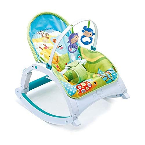 Baby Multifunction Foldable Rocker Chair