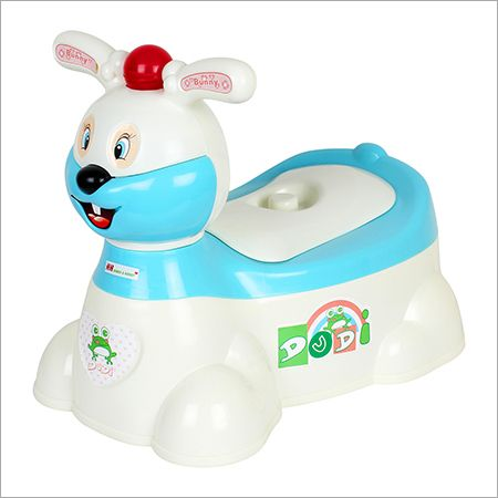 Rabbit Faced Baby Potty