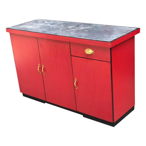 Kitchen Table -Red