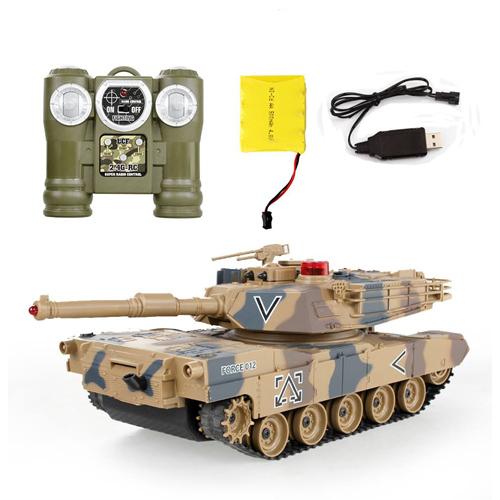 Remote Control Military Tank
