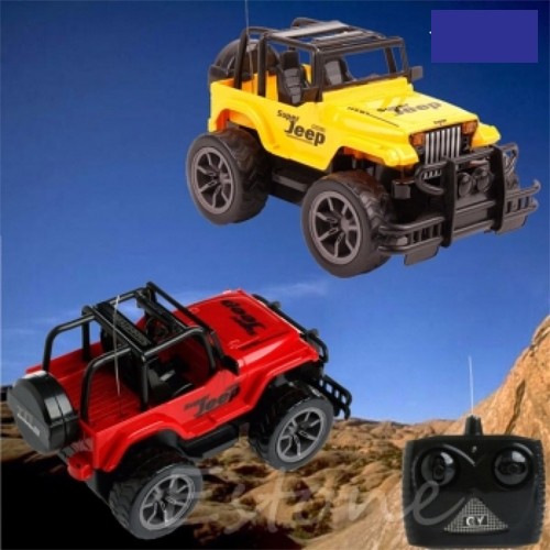 Remote Control Cross Country