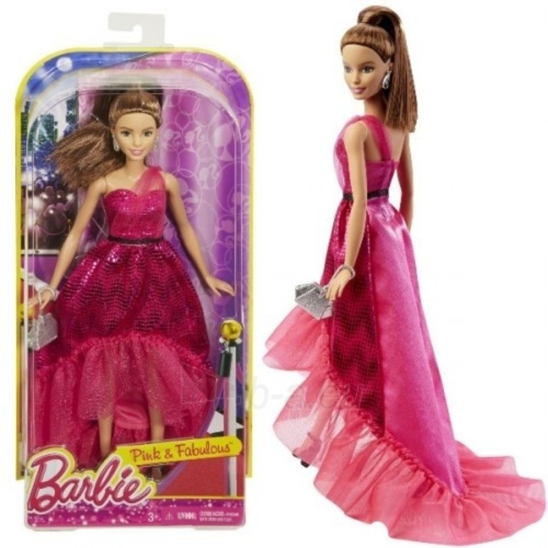 Barbie Fabulous Gown Doll
