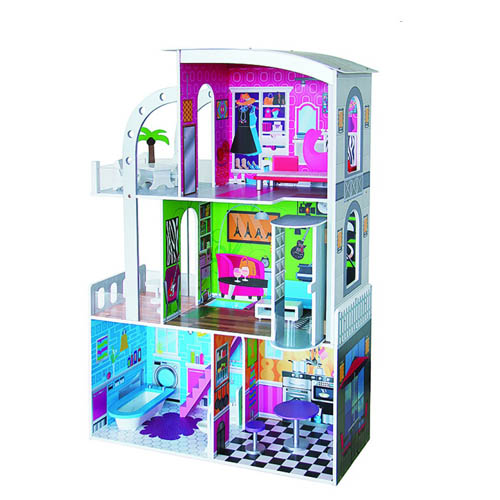 Wooden Doll House 1153