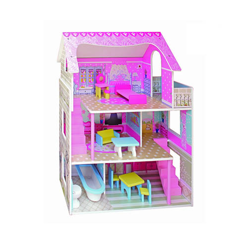 Wooden Doll House TX1055