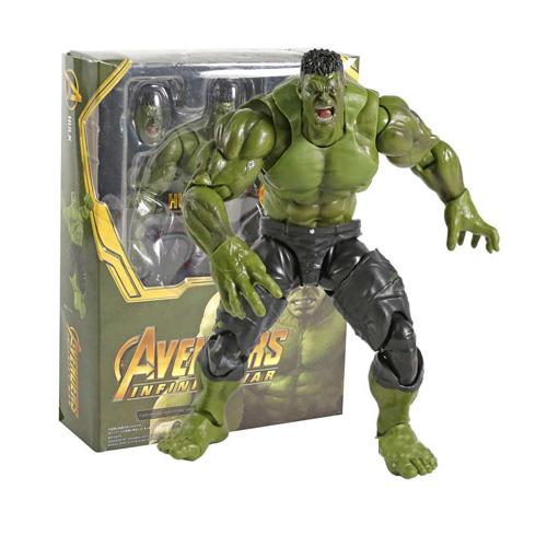 Hulk Action Figure