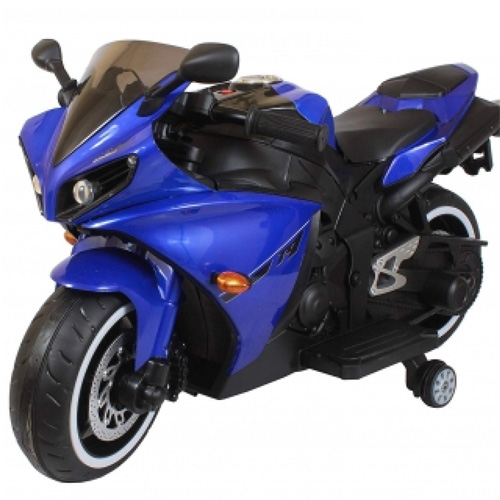 Electric  Rideon Bike R1-Blue