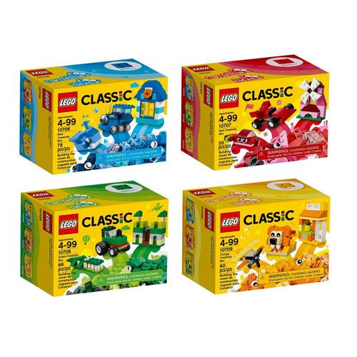 Lego Classic 10709