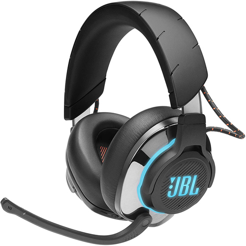 JBL Quantum 400 - Wired Over-Ear Gaming Headphones with USB