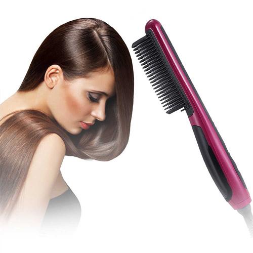 Multifunctional Hair Straight Styler Hair Curler Hair Care