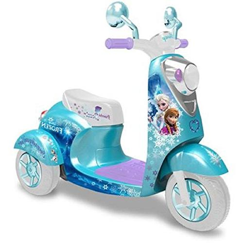Disney Frozen 3-Wheel Scooter 6-Volt Battery