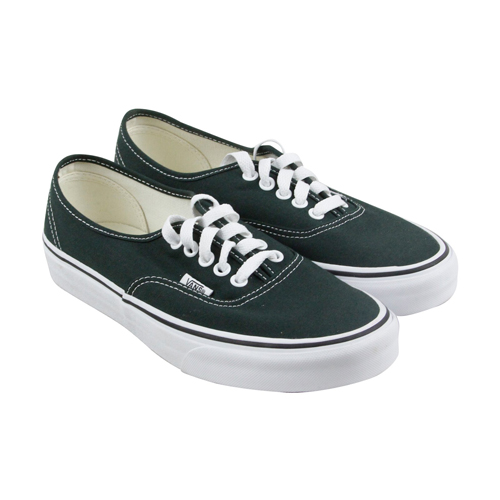 Vans Authentic Scarab Green Shoes