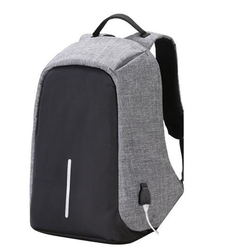 Anti Theft Business Laptop Backpack with USB Charging Port