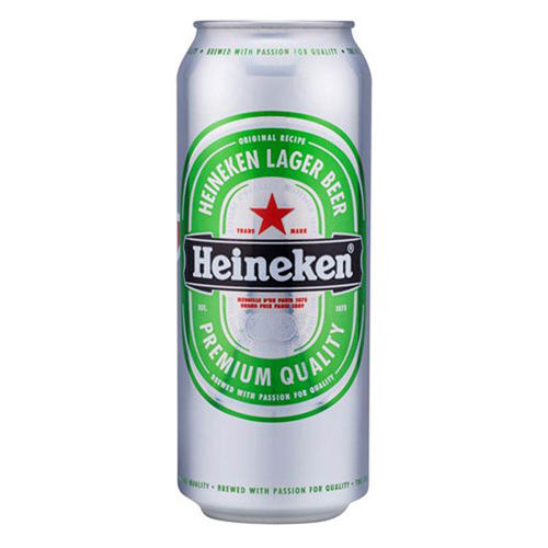 Heineken Beer 500 ml