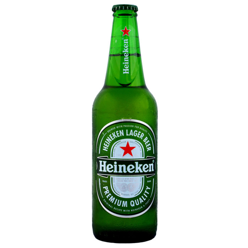 Heineken Beer Bottle 300 ml