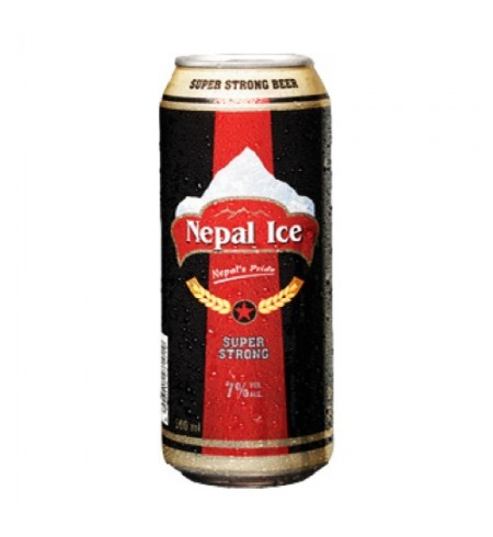 Nepal Ice Strong Can Beer 500ML