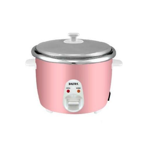 Baltra Regular Rice Cooker (Steel)-1.8Ltr